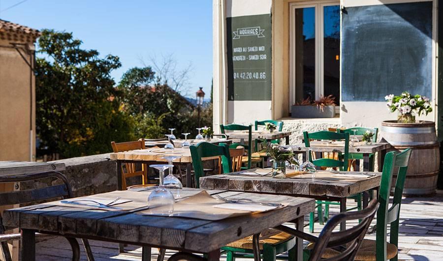 Restaurant - La cuisine du potager - Restaurant Coudoux