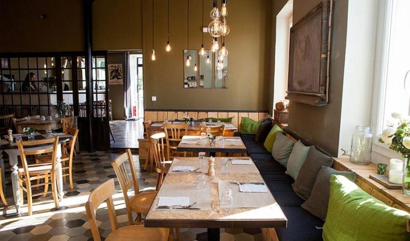 Repas de Groupe - La cuisine du potager - Restaurant Coudoux
